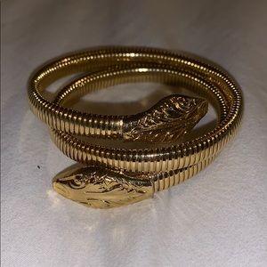 Jewelry - New gold serpent bracelet